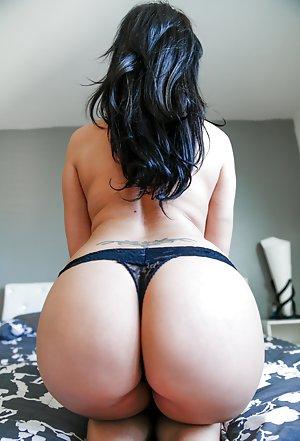 Panty Ass Porn Pics