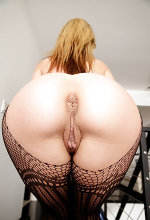 ass pantyhose -