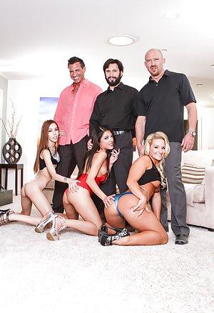 Ass Party Porn Pics